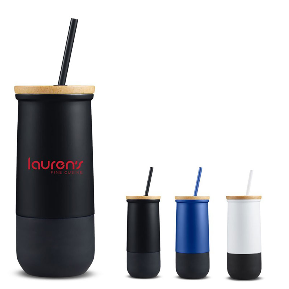 20 oz Intrigue Vacuum Straw Tumbler