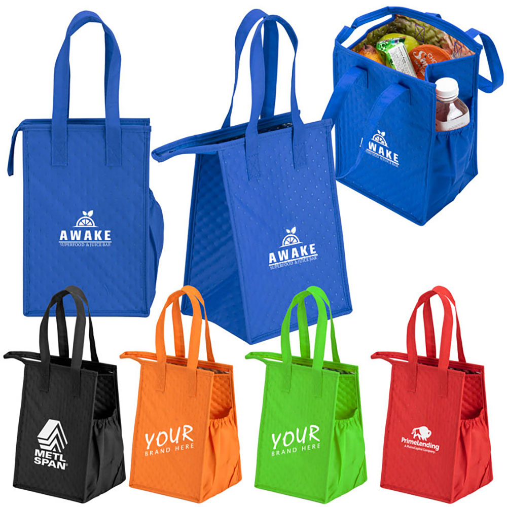 Eat Right Cooler Tote