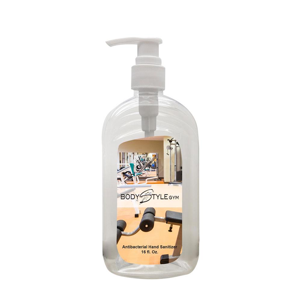 16 oz Hand Sanitizer Pump Bottle