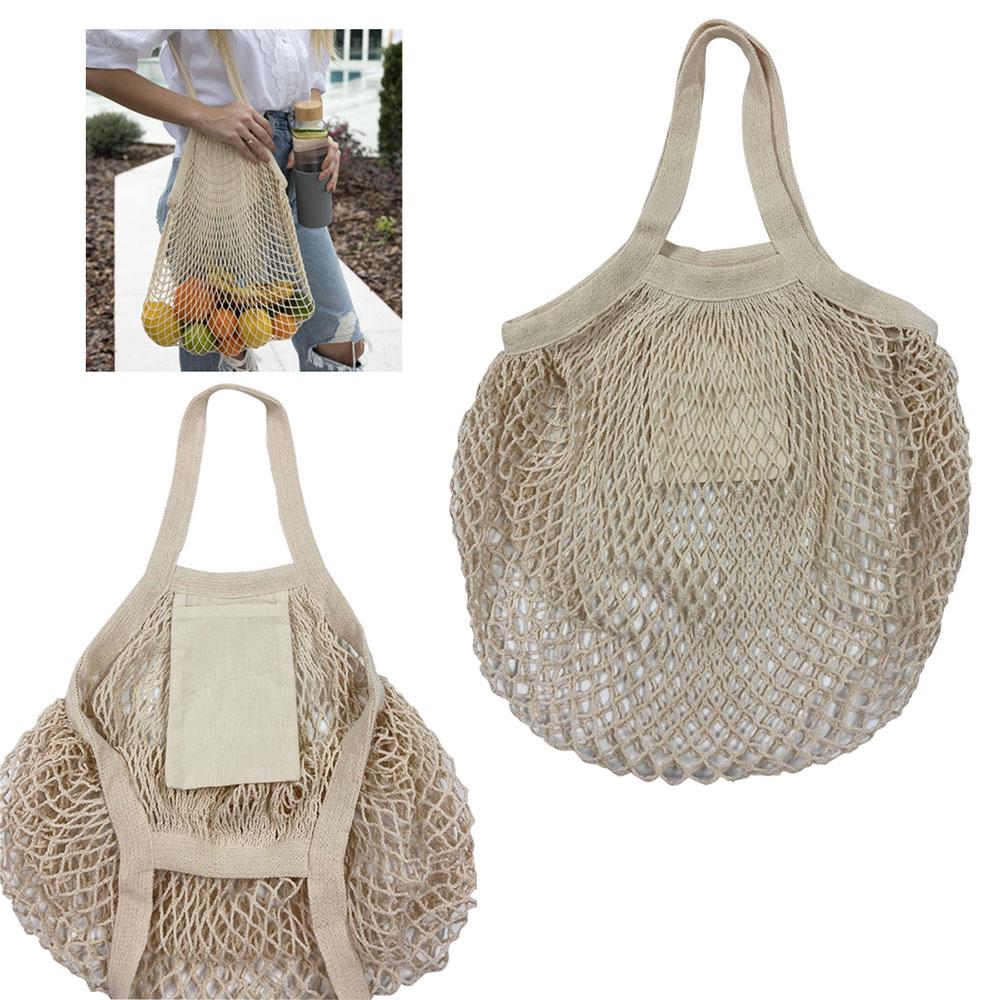 Cotton Market Tote Bag