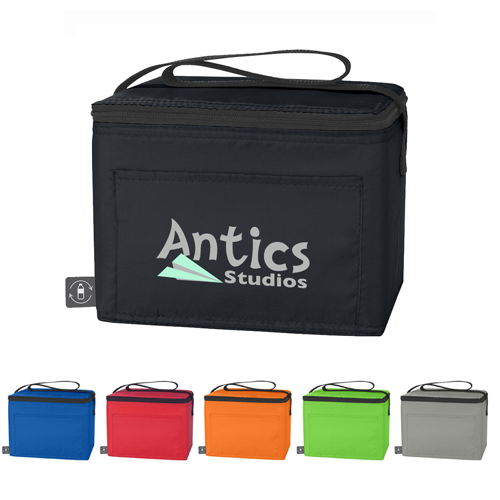Non Woven Cooler Bag with rPET Material