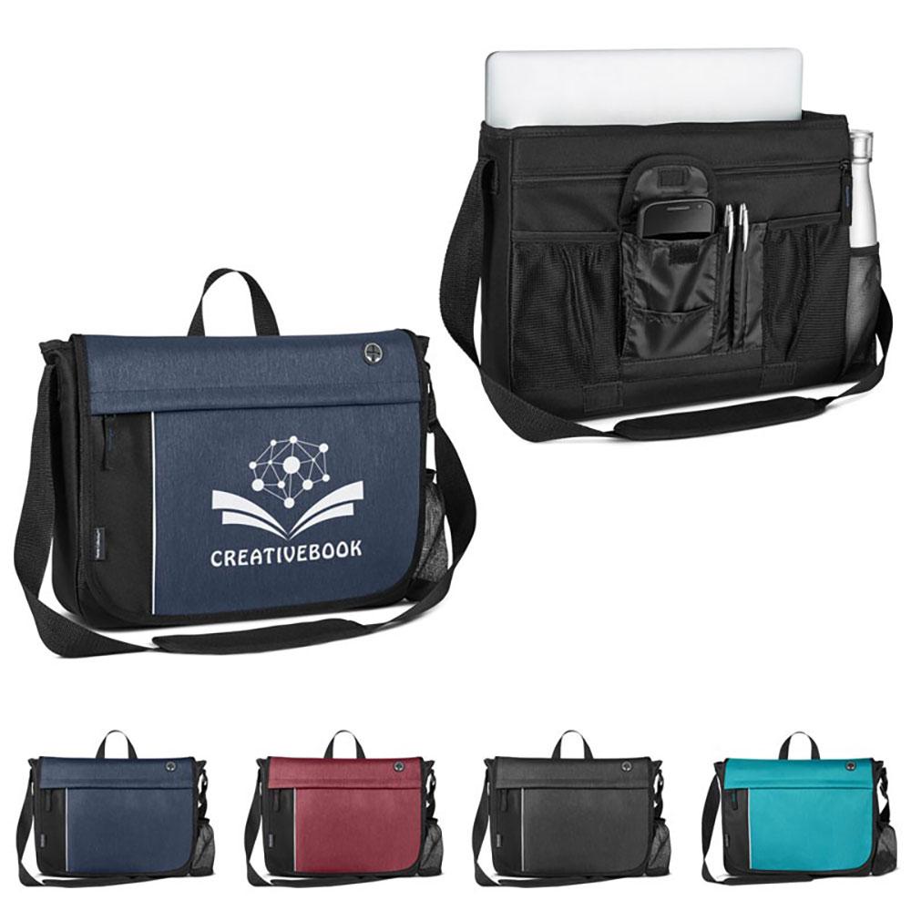 Austin Nylon Collection Messenger Bag