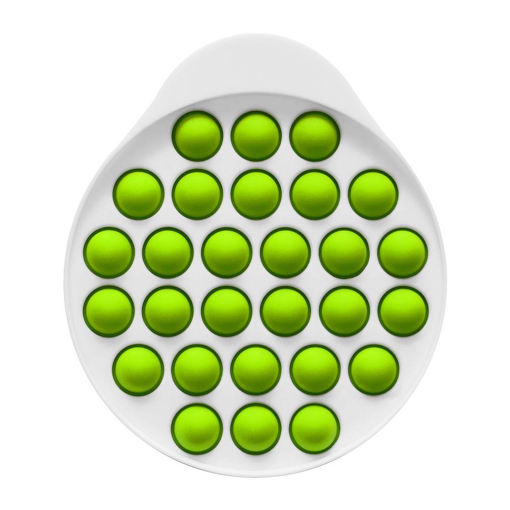 Round Push Pop Bubbles Stress Reliever