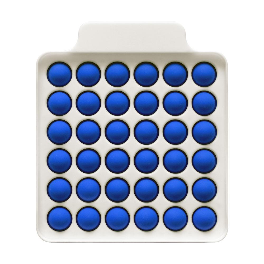 Square Pushs Pop Bubbles Stress Reliever