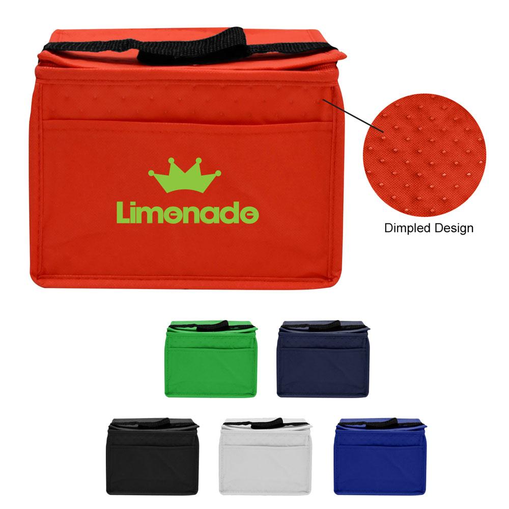Dimples Non Woven Cooler Bag