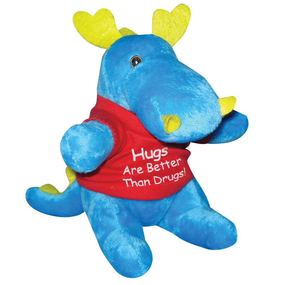 "7"" Blue Dragon"