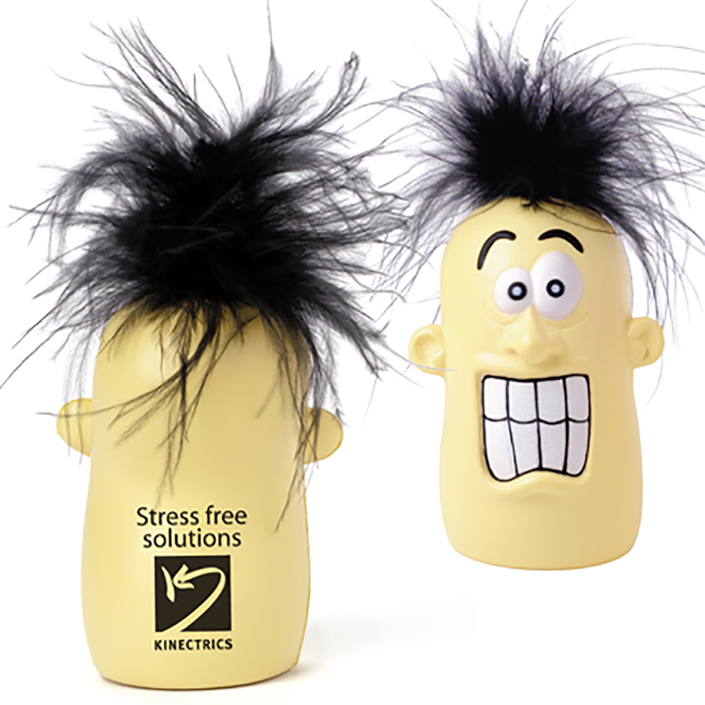 Squeeze Man Relax Stress Reliever