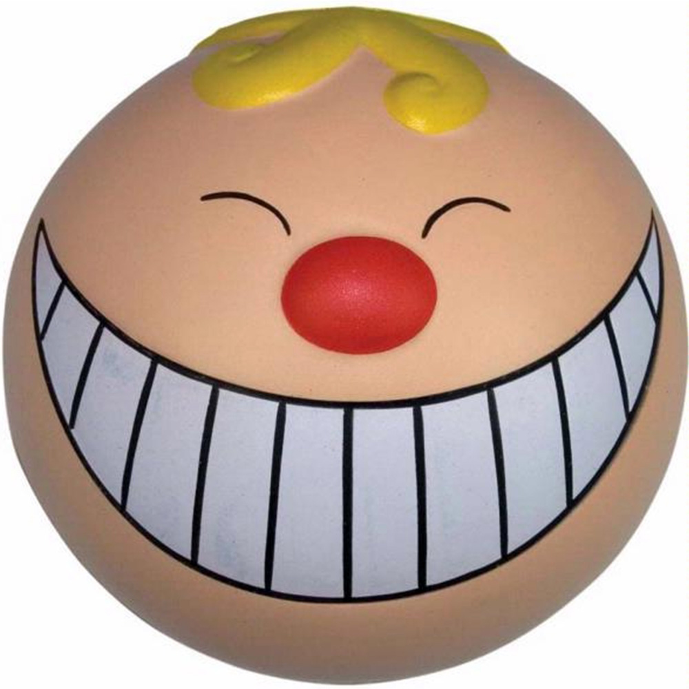 Funny Face Smile Stress Reliever