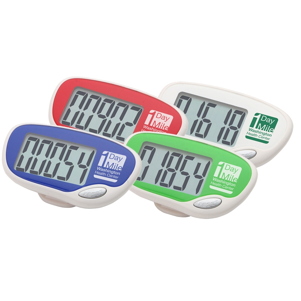 Easy Read Large Screen Step Counter