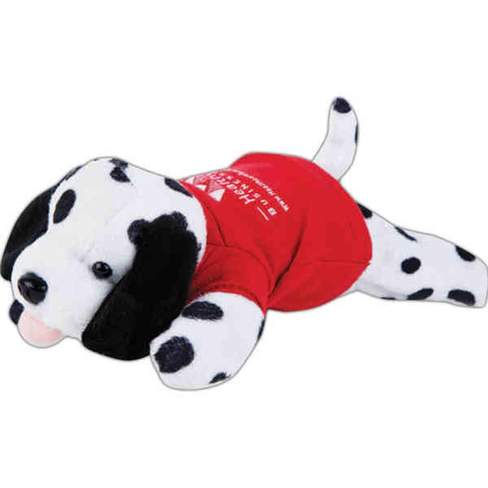 """8"""" Dalmatian Beanie"""