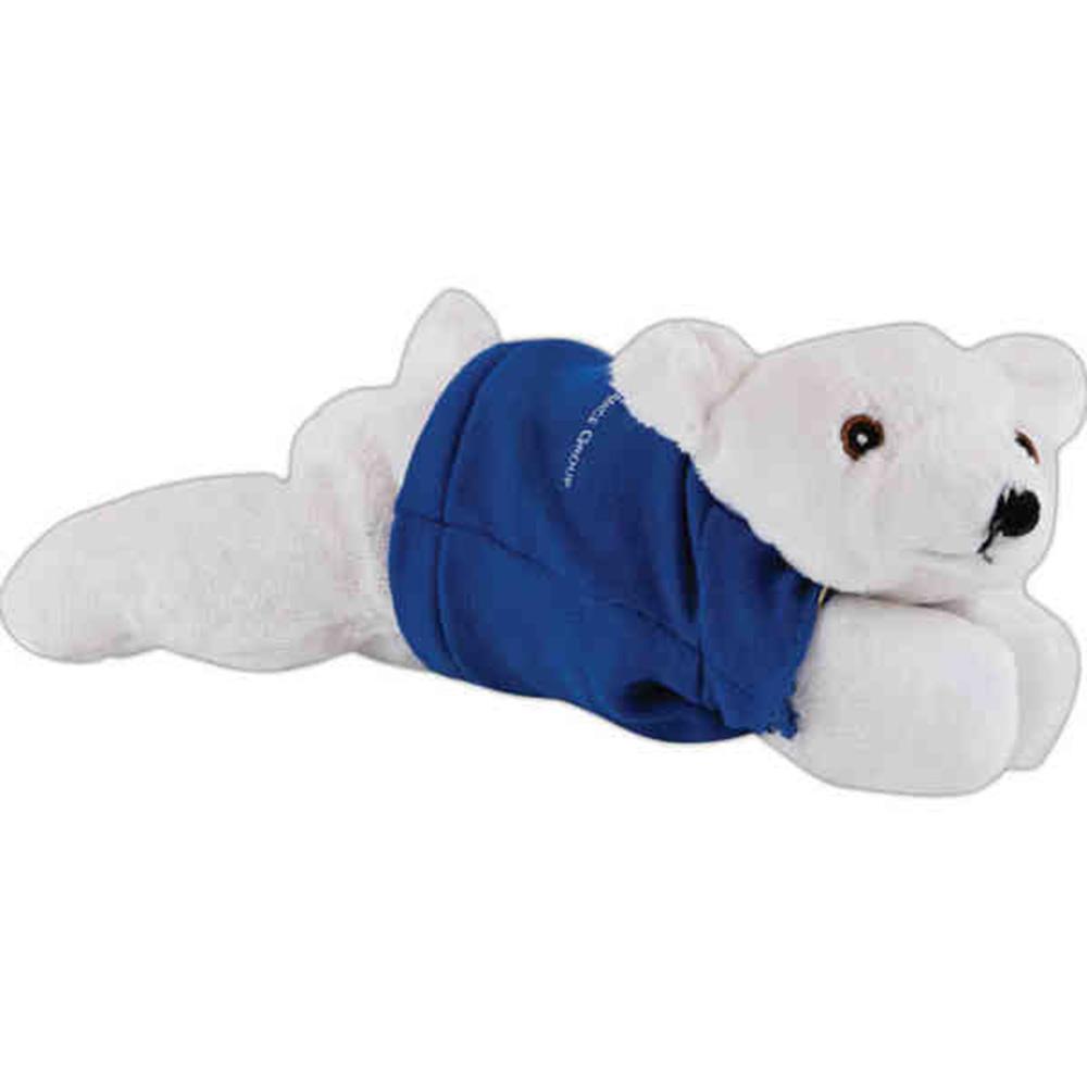 """8"""" Polar Bear Beanie"""