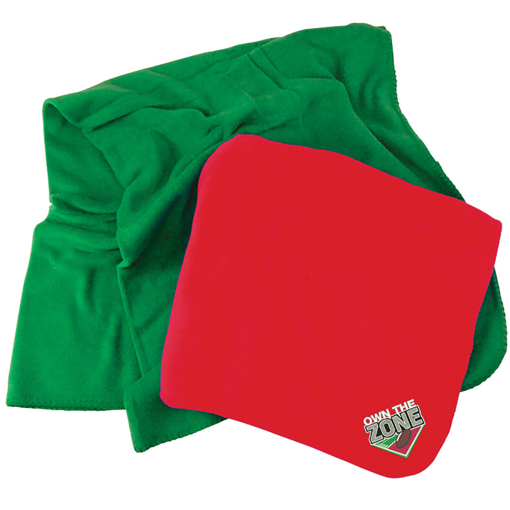 "50"" x 60"" Fleece Stadium Blanket"