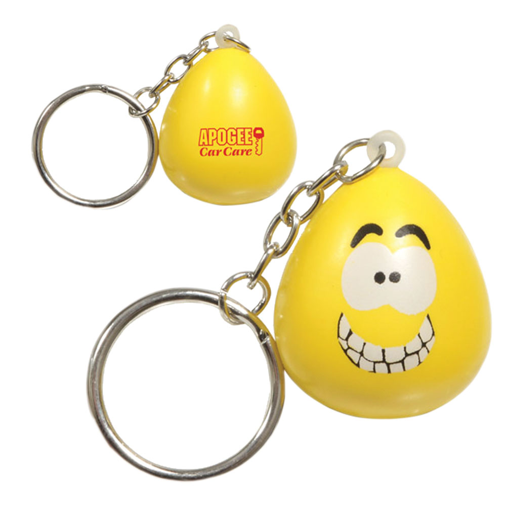 Mini Mood Maniac   Happy Key Chain