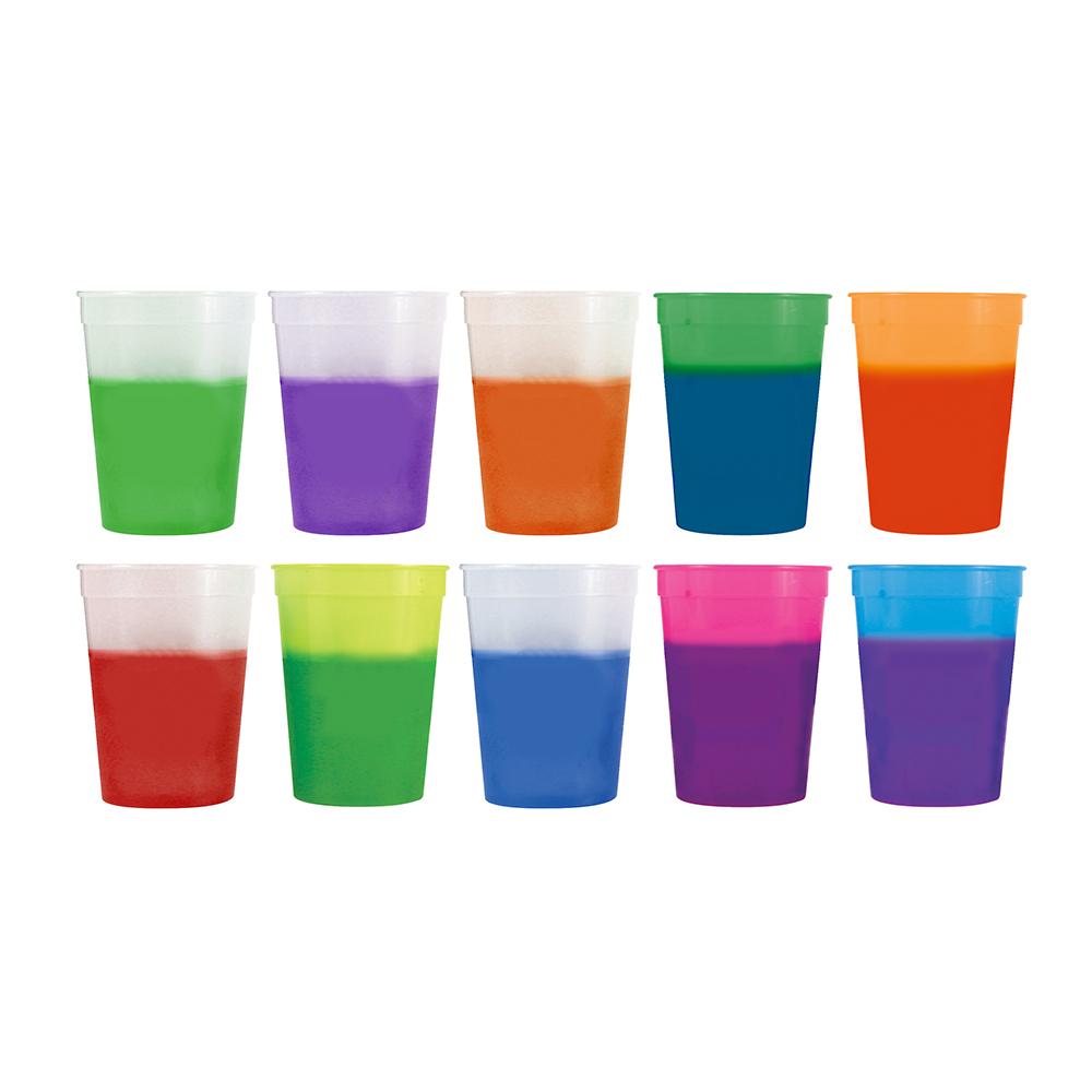 12 oz  Color Change Cup