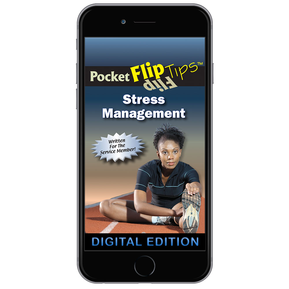 Digital Flip Tip Book: Stress Management