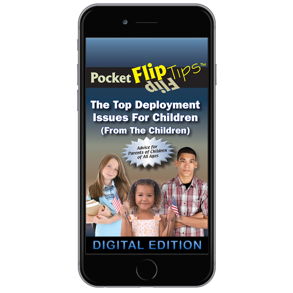 Digital Flip Tip Book: Top Deployment Issues for Children