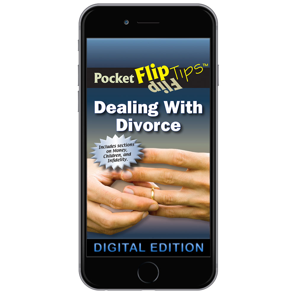 Digital Flip Tip Book: Dealing with Divorce