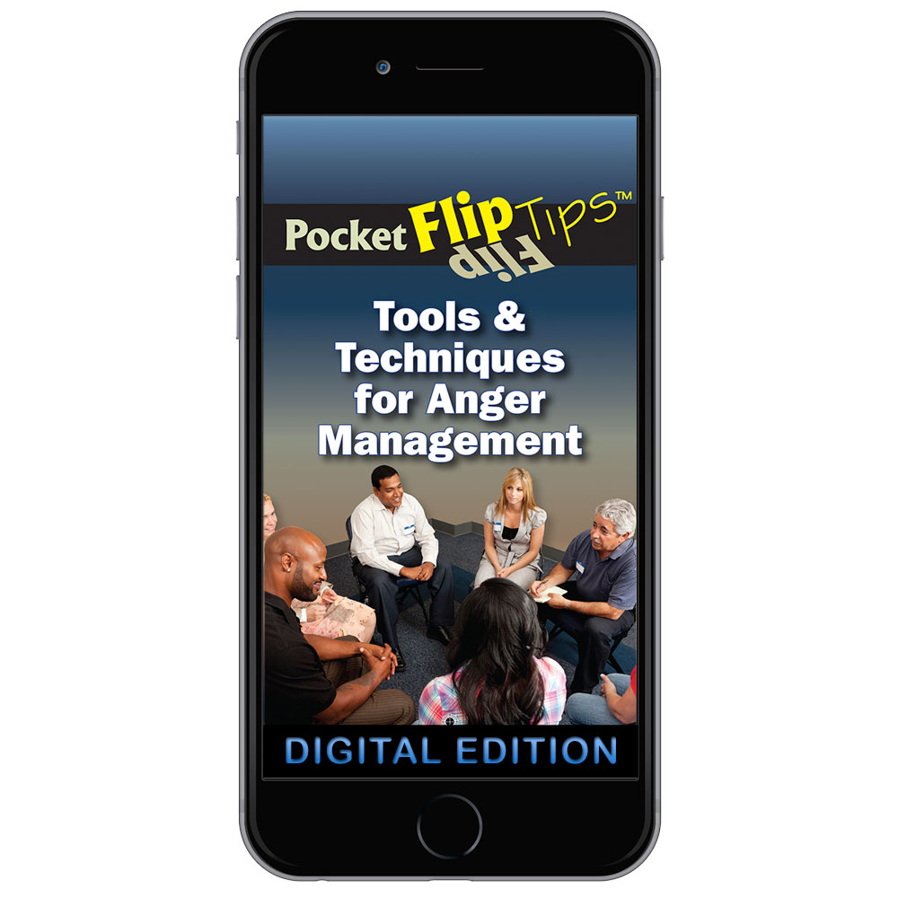 Digital Flip Tip Book: Tools & Techniques for Anger Management