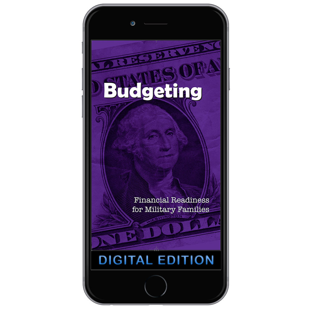 Digital Financial Readiness Booklet: Budgeting