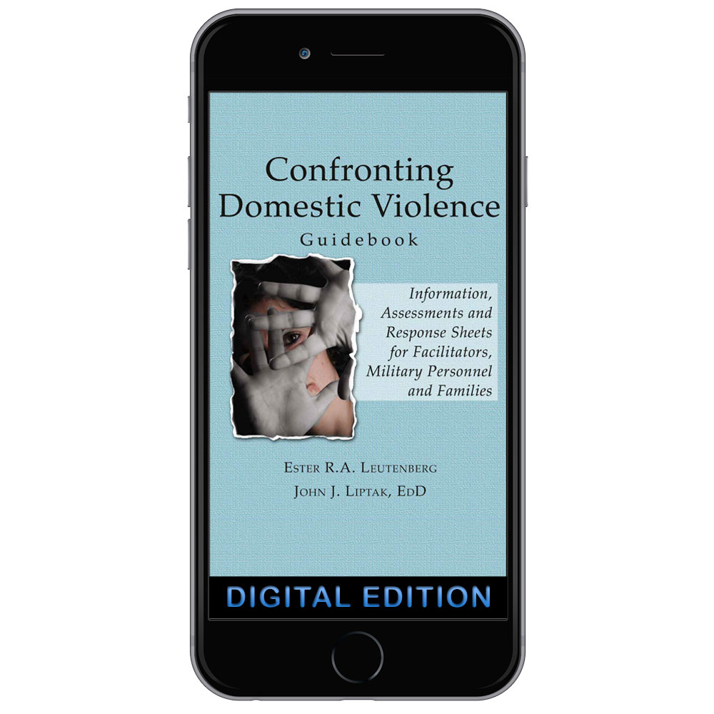 Digital Booklet: Confronting Domestic Violence Guidebook