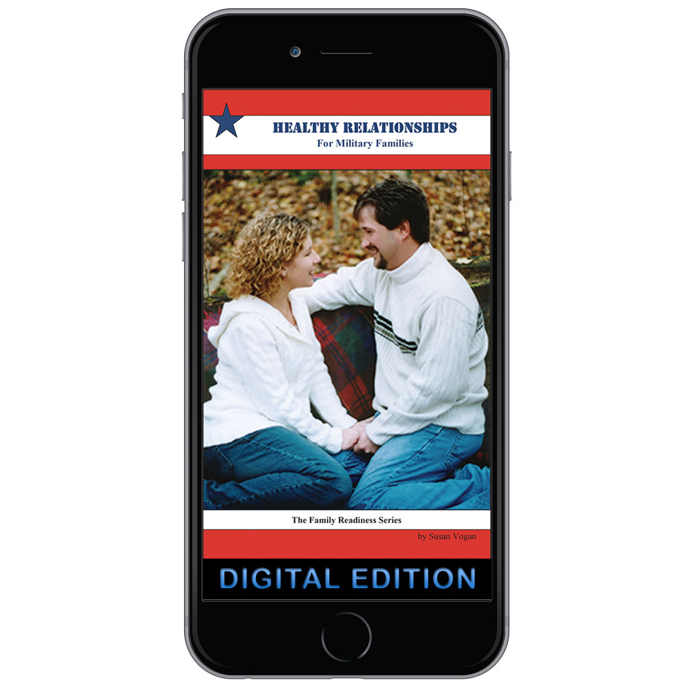 Digital Family Readiness Booklet: Healthy Relationships for Military Families