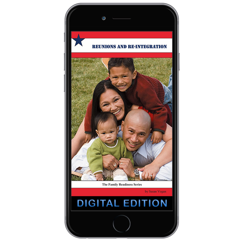 Digital Family Readiness Booklet: Reunions and Re integration