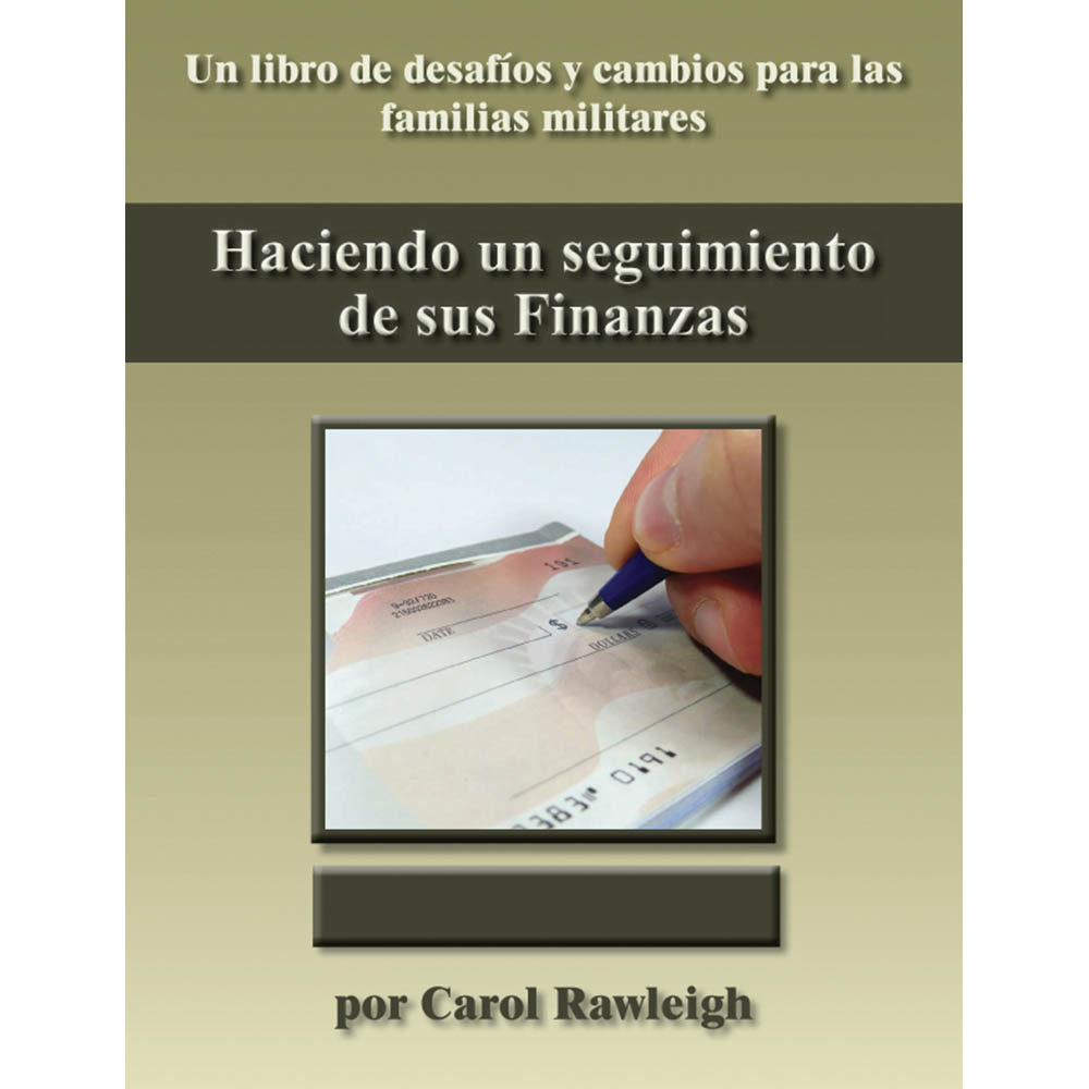 Change and Challenge Workbook: (10 Pack) Tracking Your Finances   Spanish