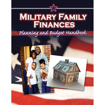 Military Family Finances: (10 Pack) Planning and Budget Handbook