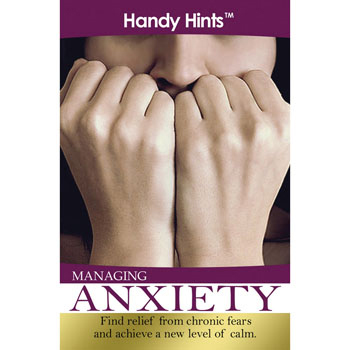 Handy Hints Foldout: (25 Pack) Managing Anxiety