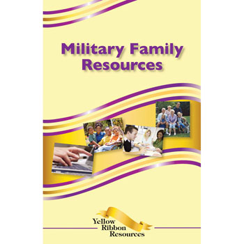 Yellow Ribbon Program Booklet: (25 pack) Military Family Resources