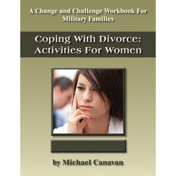 Change and Challenge Workbook: (10 Pack)  Coping with Divorce: Activities for Women