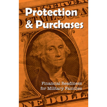 Financial Readiness Booklet: (25 Pack) Protection & Purchases