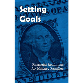 Financial Readiness Booklet: (25 Pack) Setting Goals
