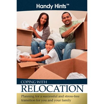 Handy Hints Foldout: (25 pack) Coping with Relocation