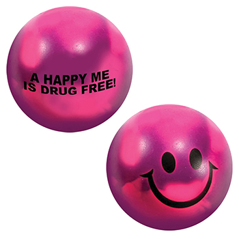 Mood Smile (10 Pack) Stress Ball