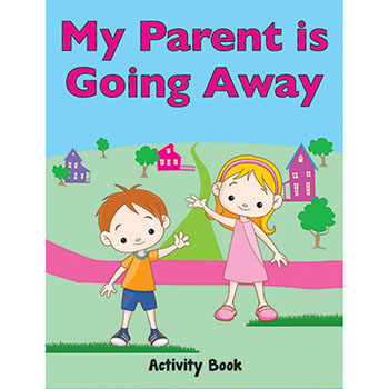 My Military Activity Book: (50 Pack) My Parent is Going Away