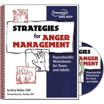 Resiliency For Anger Management Workbook
