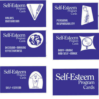 Military Self Esteem Program Cards