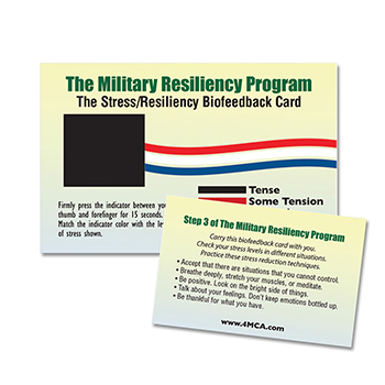 Stress Card: (25 pk) Stress/Resiliency