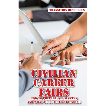 Transition Resources Booklet: Civilian Career Fairs