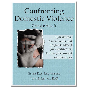 Confronting Domestic Violence 64 Page Guidebook