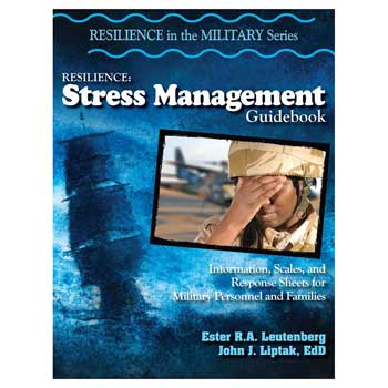 RESILIENCE: Stress Management  80 Page Guidebook