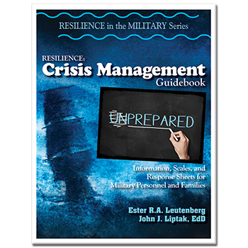 RESILIENCE: Crisis Management  80 Page Guidebook