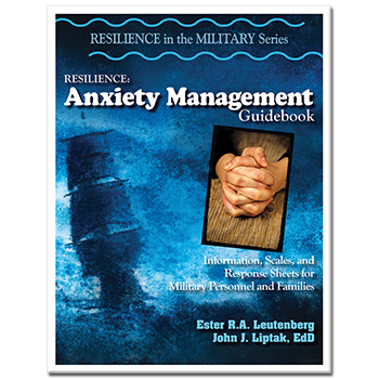 RESILIENCE: Anxiety Management  80 Page Guidebook