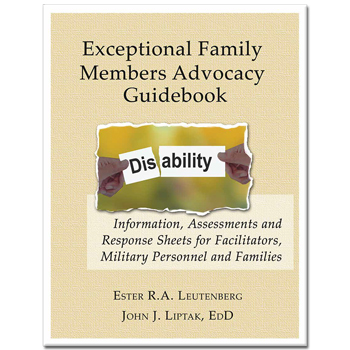 Advocating for Exceptional Military Family Members Guidebook
