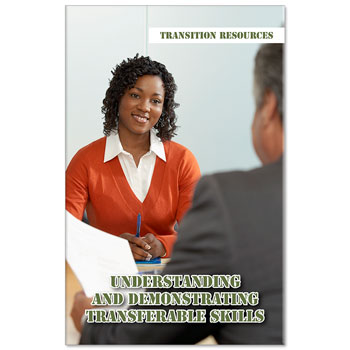 Transition Resources Booklet: (25 Pack) Understanding and Demonstrating Transferable Skills