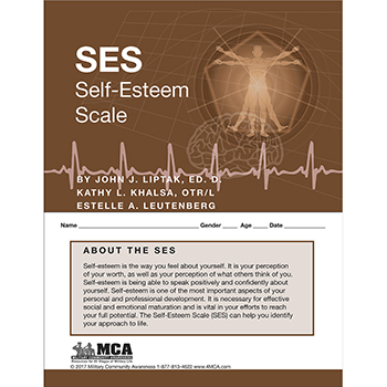 Self‑Esteem Scale (SES) Self‑Assessment
