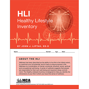 Healthy Lifestyle Inventory (HLI) Self‑Assessment