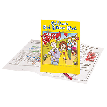 We Know To Say No! (25 Pack) Activity Book