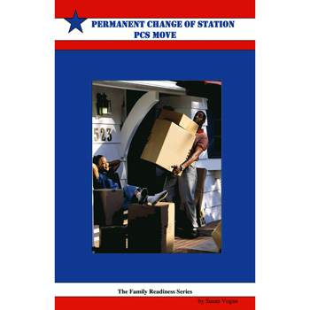 Family Readiness Booklet : (25 Pack) Permanent Change of Station   PCS Move